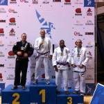 Purple Belt Ultra Heavy Podium at Worlds