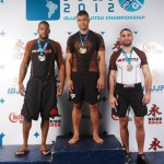 2012 No-GI Pan Am Podium Pic