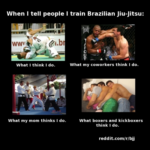 Expanding the Popularity of Brazilian Jiu-jitsu
