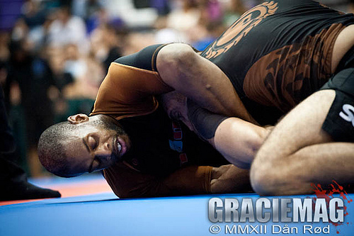 The Game of Inches in Brazilian Jiu-jitsu Competition