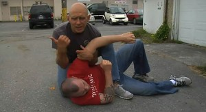 Teaching Self-Defense in Brazilian Jiu-jitsu