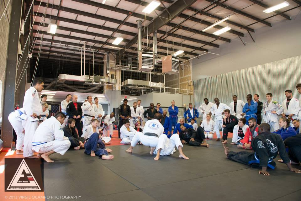 The Frank Cucci Seminar at Evolve Academy