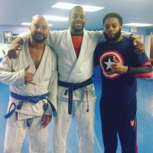 Kenneth Brown BJJ Seminars and Private Lessons
