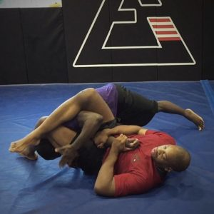 The strongest armbar setup grip I know for no-gi