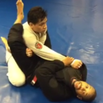 Four essential sweeps for closed guard